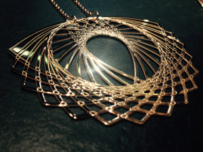 Seem Design last gold collection and concept